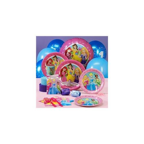 Hallmark Disney 1St Birthday Princess Standard Pack