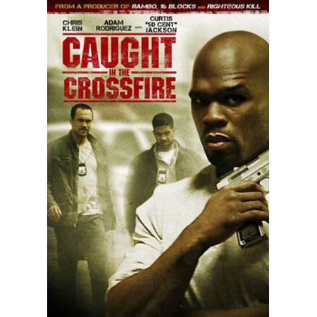 Caught in the Crossfire (DVD) - Crossfire Halloween