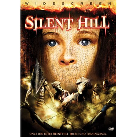 Silent Hill (DVD) - Halloween Makeup Silent Hill