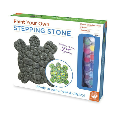 Paint Your Own Stepping Stone Turtle (Make Your Own Stepping Stones)