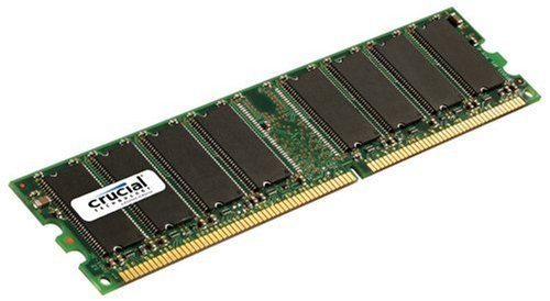 Crucial Technology Ct12864z40b 1gb Ddr400