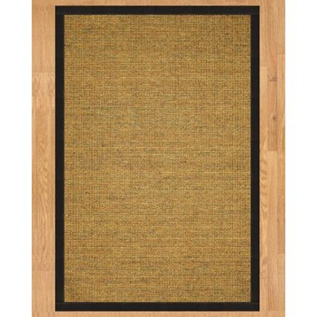 Natural Area Rugs Handcrafted Sorrento 3 X 5 Rug   Black