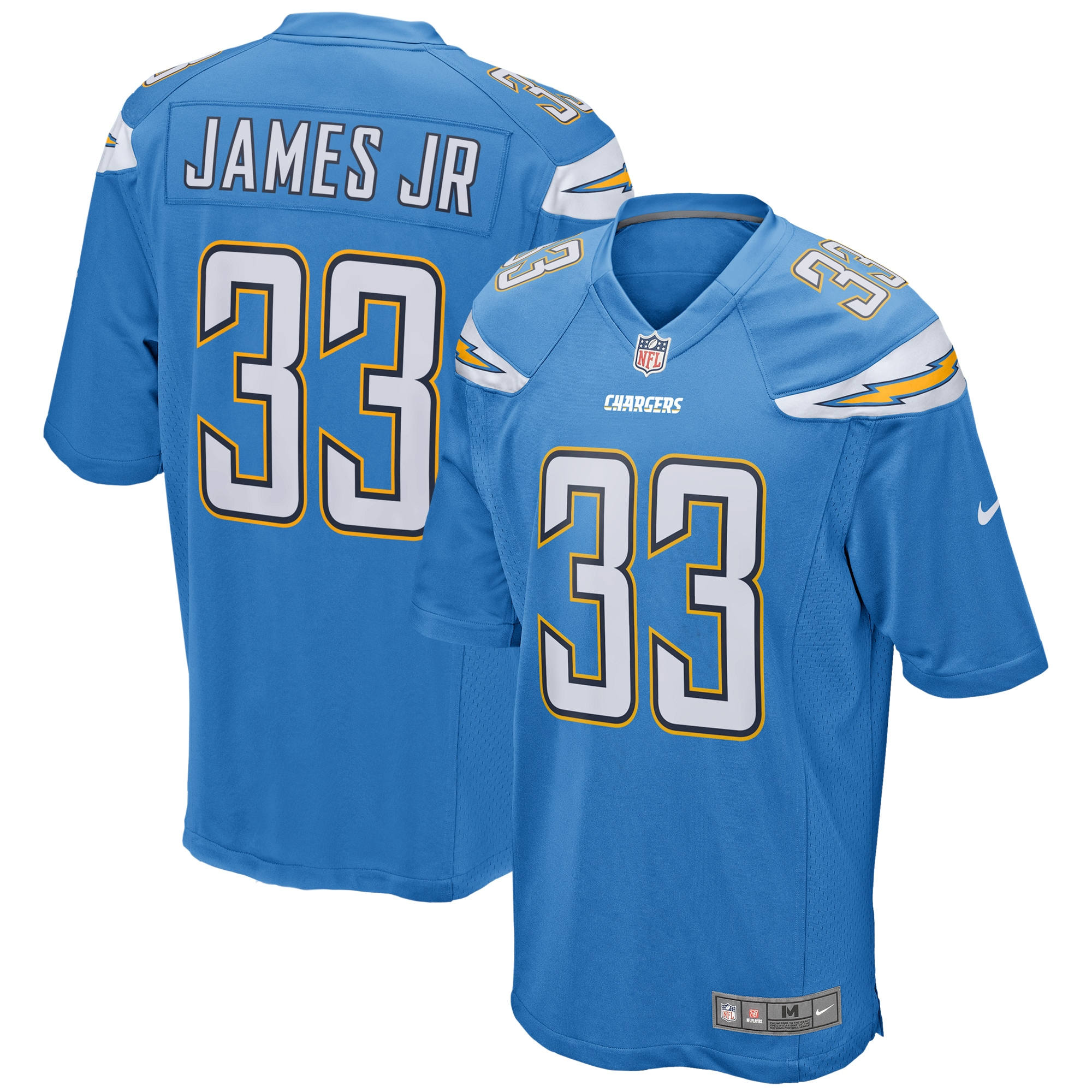 Derwin James Los Angeles Chargers Nike Game Player Game Jersey - Powder Blue - Walmart.com
