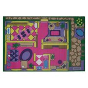 Fun Rugs Dollhouse Kids Rugs