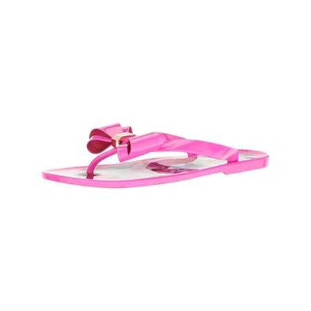 674c0c67113068 Ted Baker Womens Rueday Jelly Bow Flip-Flops - Walmart.com