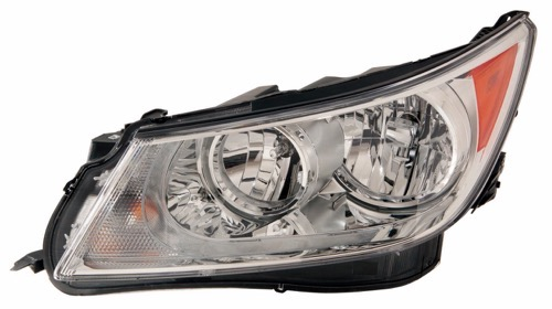 Fits For 2010-2013 Buick La Crosse Fog Lamp Cover Left Driver Side