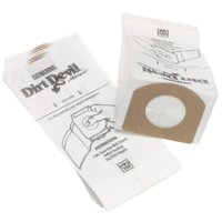 Dirt Devil Type G Vacuum Bags - Genuine - 10 pack - Part # 3-010348-001