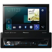 "Pioneer AVH-3300NEX 7"" Single-DIN In-Dash NEX DVD Receiver with Bluetooth, Apple CarPlay, Android Auto, FLAC Audio and SiriusXM Ready"