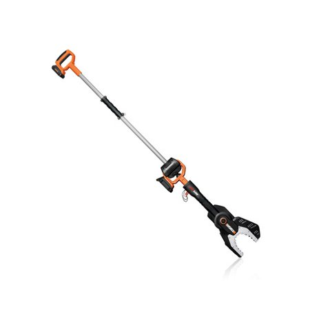 Worx Wg321 6 In  20V Maxlithium Cordless Jawsaw Chain Saw With Extension Pole