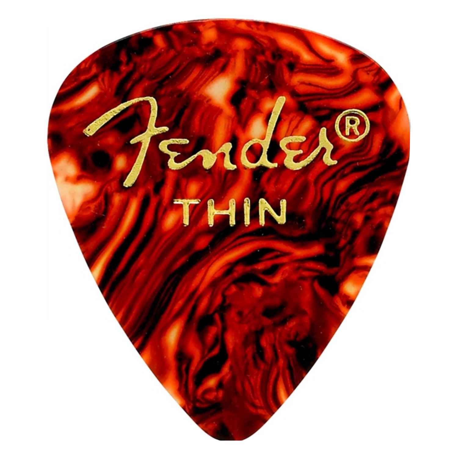 FENDER PICKPACK THIN SHELL/12