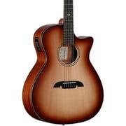 Alvarez AG610SCE Artist Grand Auditorium Acoustic-Electric Guitar Shadow Burst