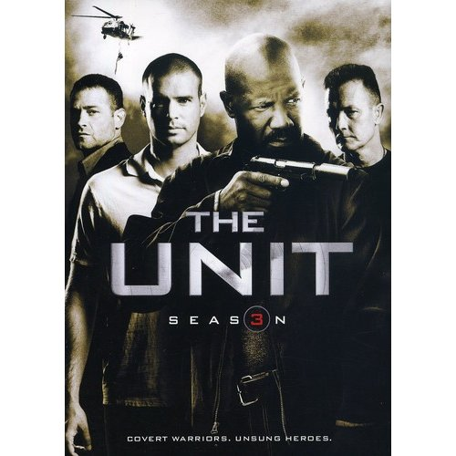 The Unit: The Complete Third Season (Widescreen)