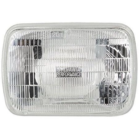 Sylvania H6054 Silverstar High Performance Halogen Sealed