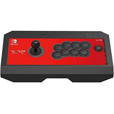 Hori Fighting Stick 360 - hori nintendo switch real arcade pro v hayabusa fight stick officially licensed by nintendo - nintendo switch;