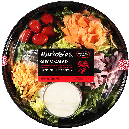 Marketside Chef?s Salad, 15.5 oz