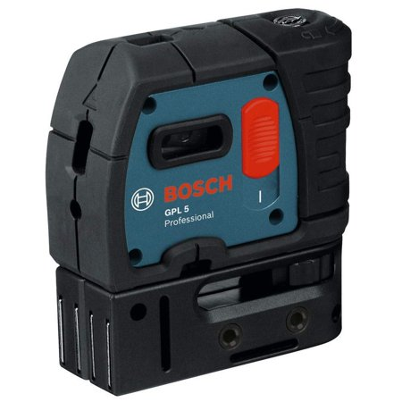 Bosch GPL5S 100 ft. 5 Point Self Leveling Plumb and Square Alignment Laser (New Open (Best Laser Plumbs)