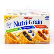 Nutri-Grain Cereal Bars, Variety Pack, 48 Ct