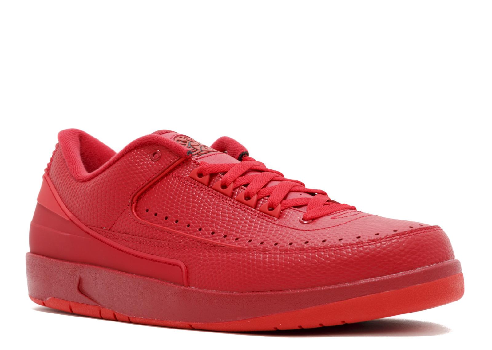 570cd6988799 Air Jordan - Men - Air Jordan 2 Retro Low  Gym Red  - 832819-606 - Size 7.5