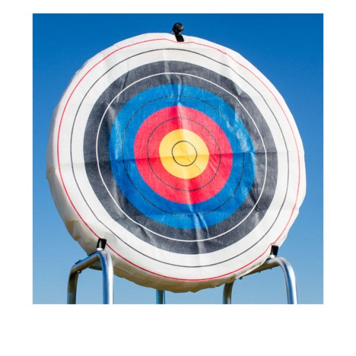 Round Archery Target with Replaceable Core, Ethafoam - 36''