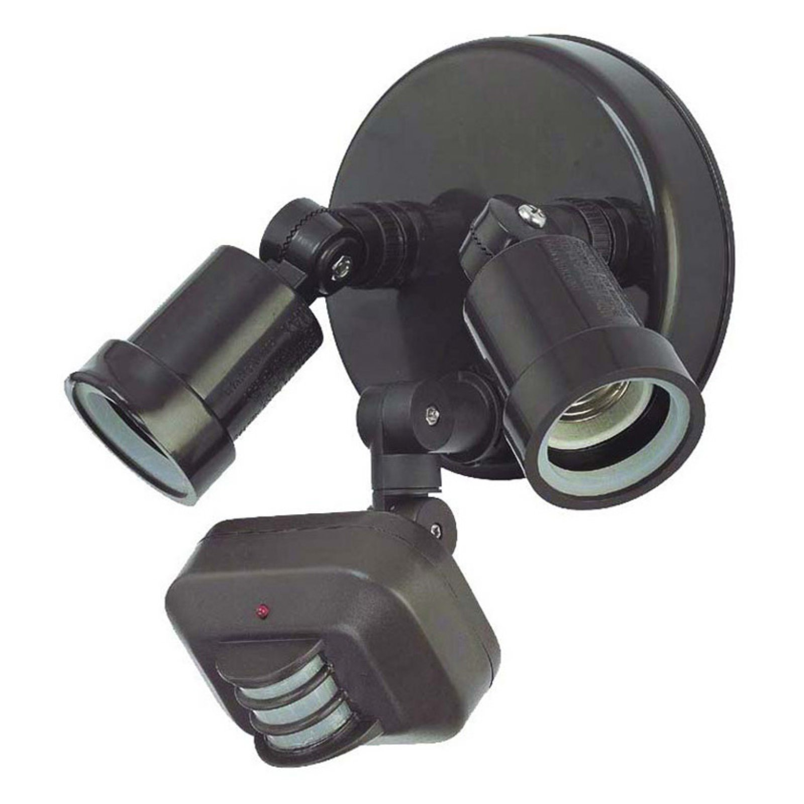 Acclaim Lighting Motion Activated Floodlights 8 in. Outdoor Light Fixture