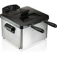 Hamilton Beach Professional-Style Deep Fryer, Model# 35036