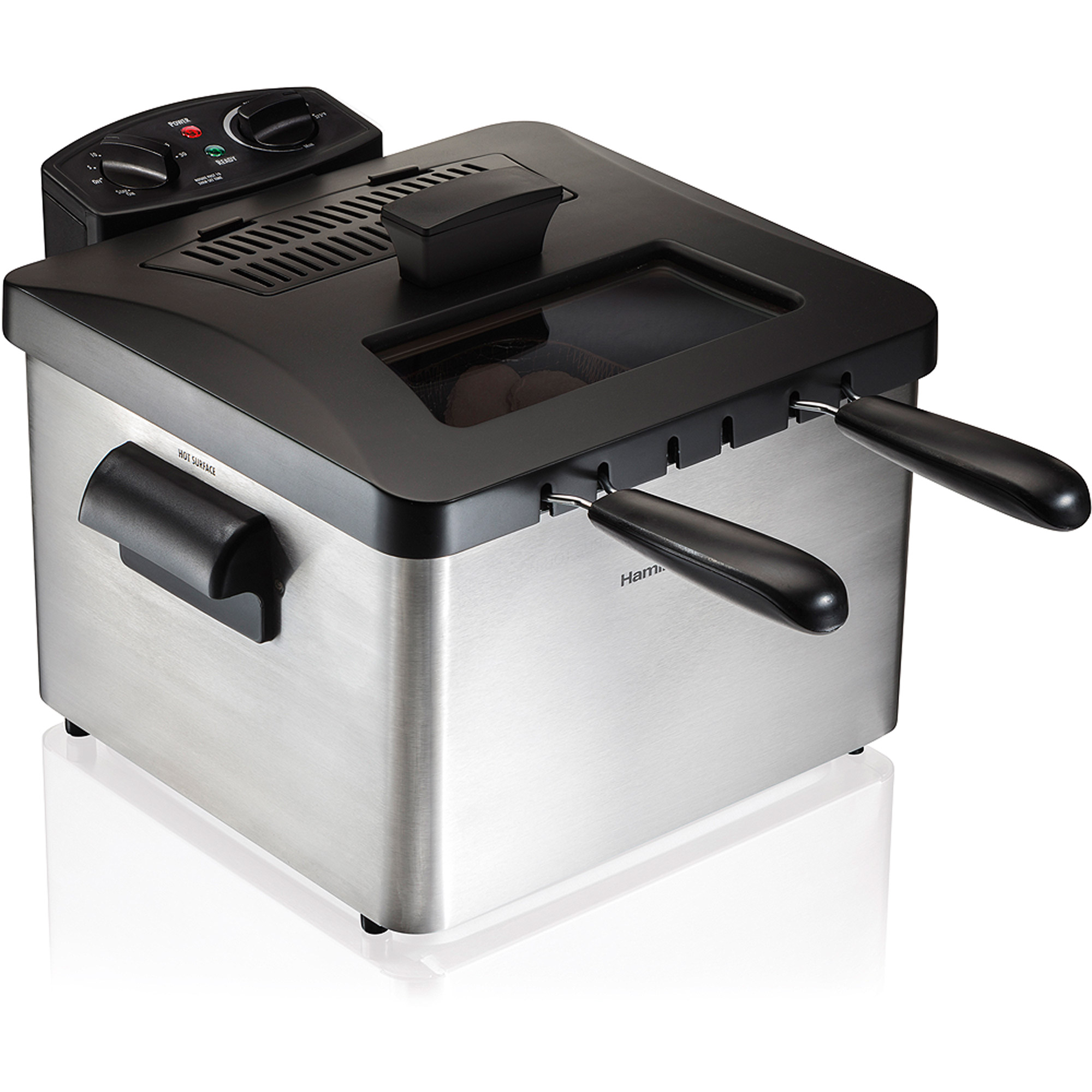 Hamilton Beach Professional-Style Deep Fryer | Model# 35036