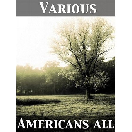 Americans All Stories of American Life of To-Day - (A Life In The Day Of Benjamin Andre)