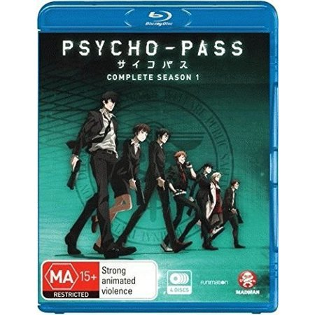 Psycho-Pass: The Complete Season 1 - Psycho Pass Halloween