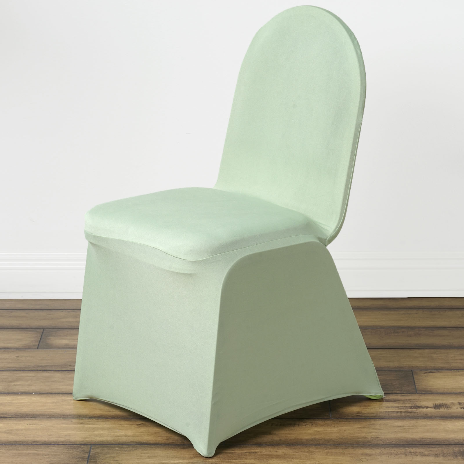 BalsaCircle Spandex Stretchable Banquet Chair Covers Slipcovers for Party Wedding Reception Decorations