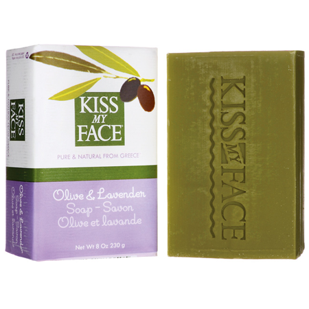 Kiss My Face Olive and Lavender Soap 8 oz Bar(S)