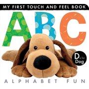 ABC Alphabet Fun (Board Book)
