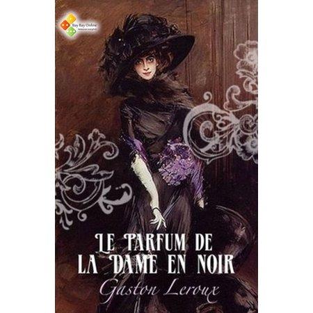 Dame Noir Halloween (Le Parfum de la Dame en noir -)