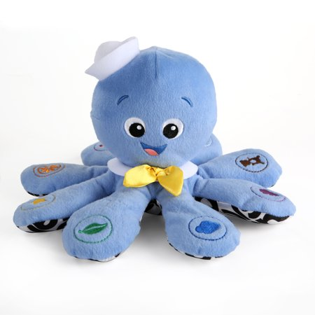 Baby Einstein Turtle - Baby Einstein Octoplush Musical Plush Toy