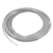 Uxcell 10m 3D Printer Painting Filament Refills PLA Printing Material Gray