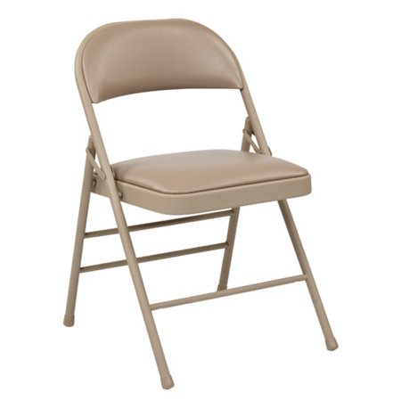 office star products metal folding chair set of 4