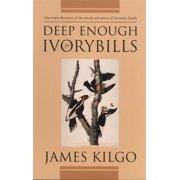 Brown Thrasher Books: Deep Enough for Ivorybills (Paperback)