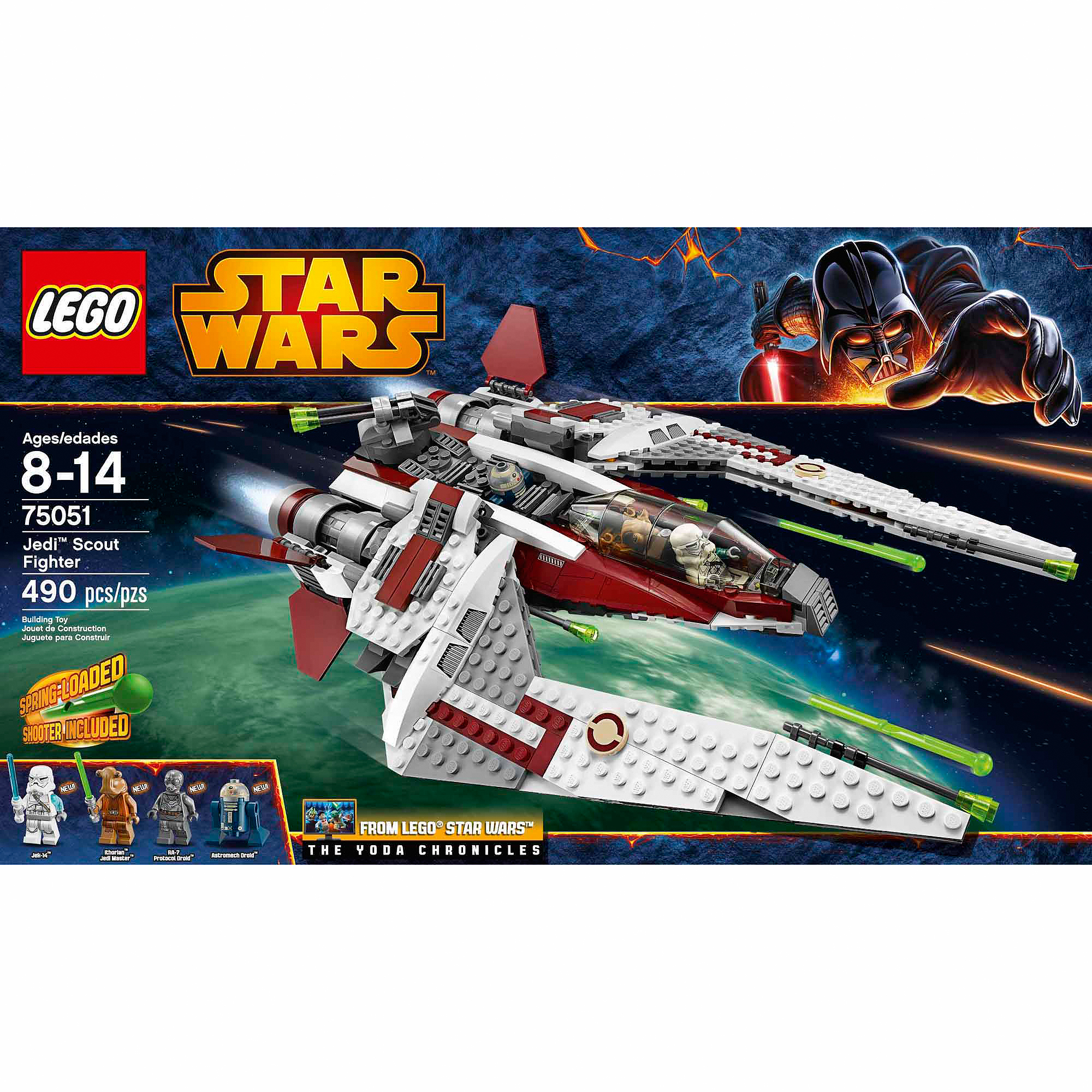 lego star wars jedi scout fighter walmart com