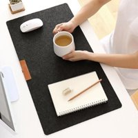 Anti-slip Office Computer Desk Mat Table Laptop Mouse Pad Keyboard Mat