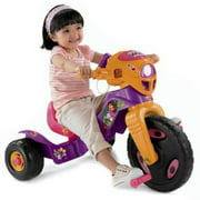 Fisher-Price Dora Lights and Sounds Trike with 3-Positions Seat