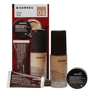 Korres A Flawless Complexion: Quercetin & Oak Essentials 03