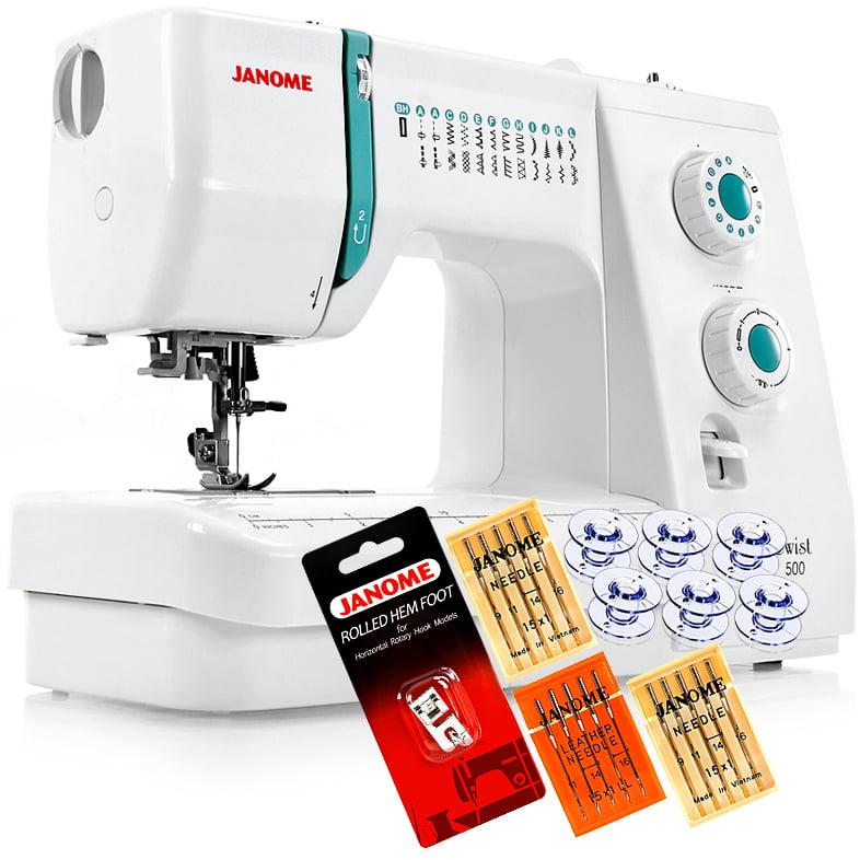 Janome Sewist 500 Sewing Machine w/ FREE! 5-Piece V.I.P Reward Package