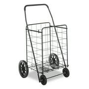 Whitmor Deluxe Utility Cart Black