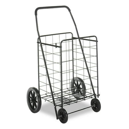 Whitmor Deluxe Utility Cart Black