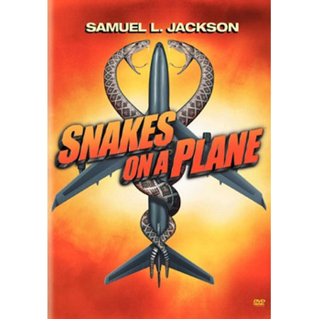 Snakes on a Plane (DVD) - Halloween On Netflix 2017