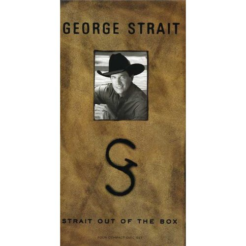 Strait Out Of The Box (4 Disc Box Set)