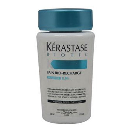 Kerastase Biotic Bain Bio Recharge Shampoo   Dry Hair Kerastase 8 5 Oz Shampoo Unisex
