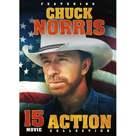 15-Film Action (DVD)