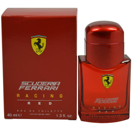 Ferrari Scuderia Racing Red Mens Edt Spray  1 3 Fl Oz