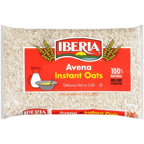 Iberia Instant Avena Oats, 14 oz