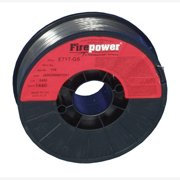 "Firepower 1440-0236 MIG Welding Wire, Flux Cored, .035"" Wire Size, 10 lb Spool, Premium AWS Class E 71T-GS"